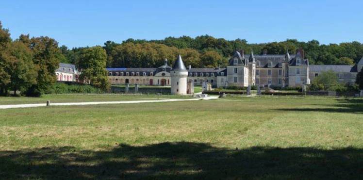 La visite guidée du château