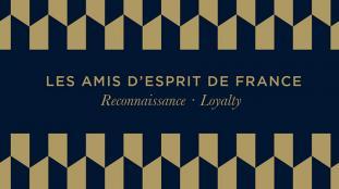 Programme de fidélité hotels Esprit de France