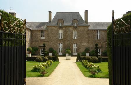le château de la Ballue de la collection Esprit de France