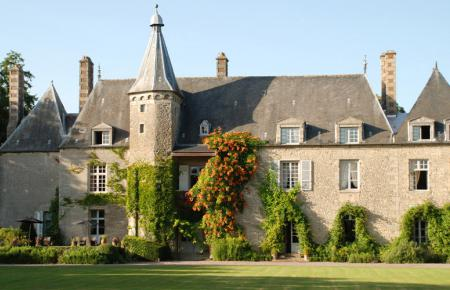 Le château de Saint Paterne de la collection Esprit de France
