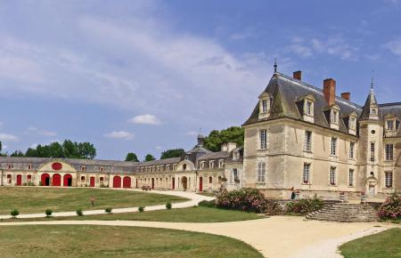 le château de Gizeux de la collection Esprit de France