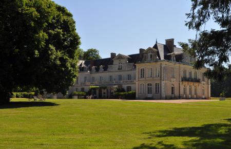 Le château des Briottières de la collection Esprit de France