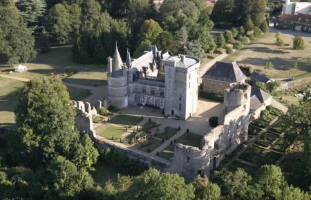 Le Château de la Flocellière de la collection Esprit de France