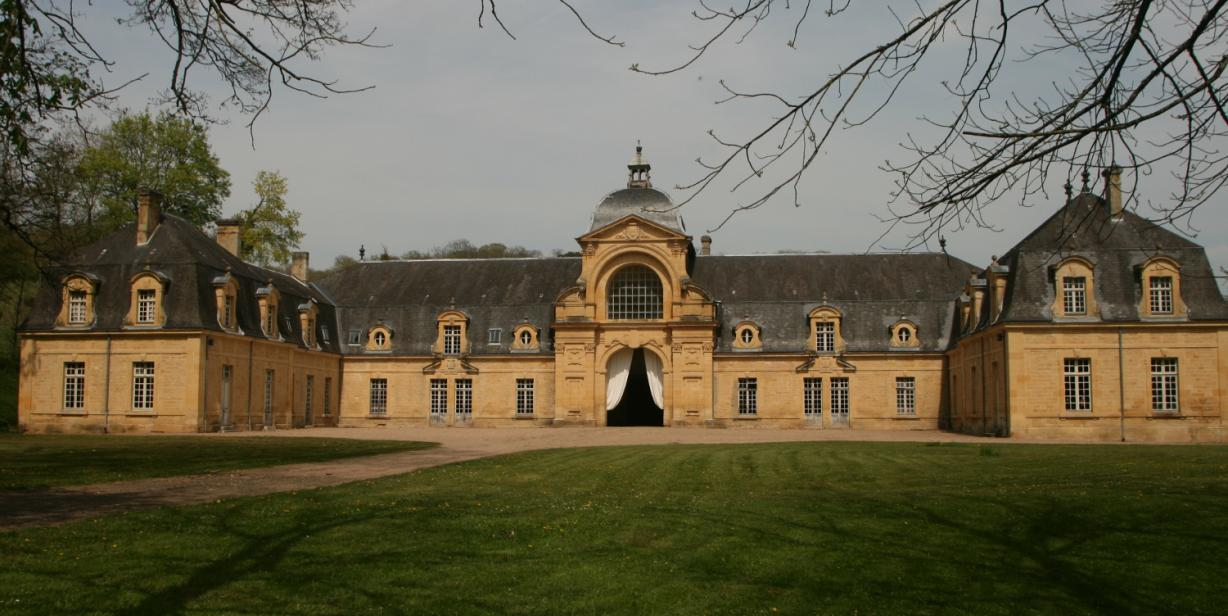 le château de Prye de la collection Esprit de France