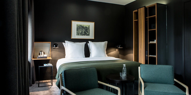 Hotel Louvre Lens
