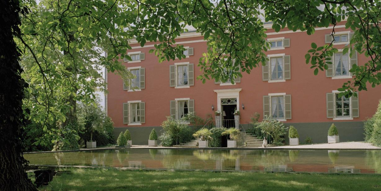 le château de Courban de la collection esprit de france