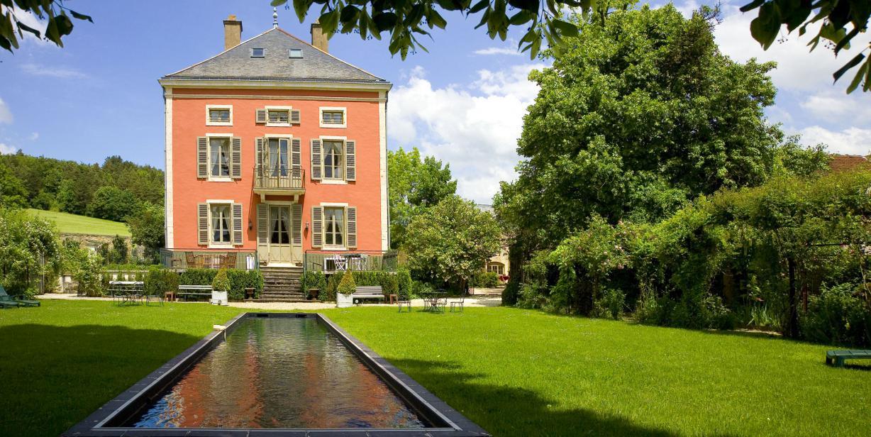 Le château de Courban et Spa Nuxe de la collection Esprit de France