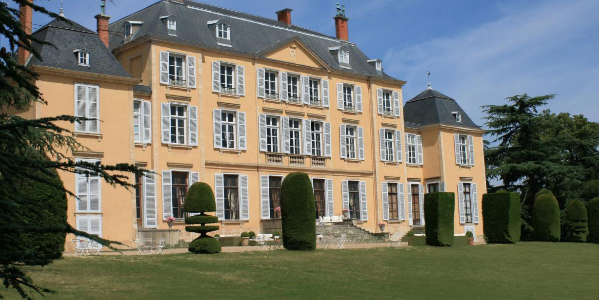 Le château de Saint Trys de la collection Esprit de France