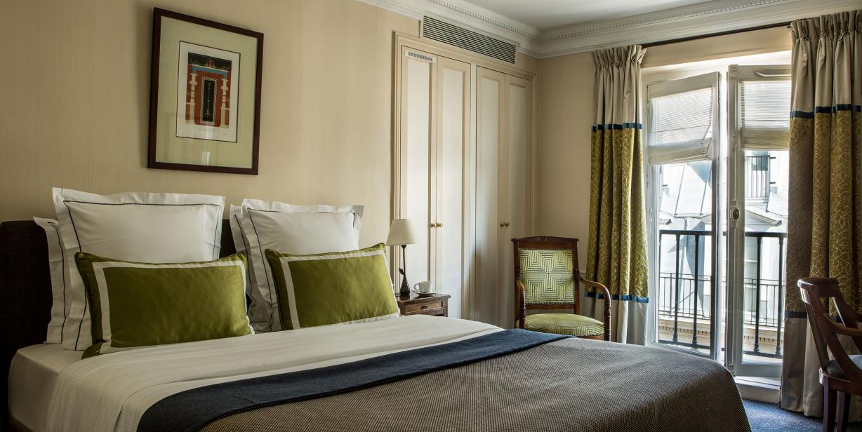 Classic Room Hotel Brighton Paris 75001