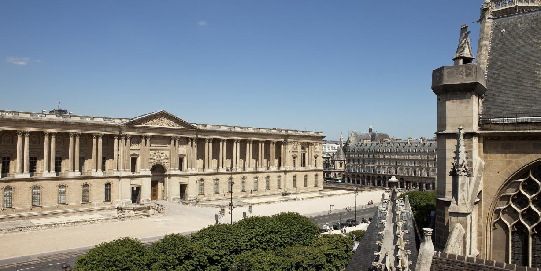 hotel de la Place du Louvre de la collection Esprit de France