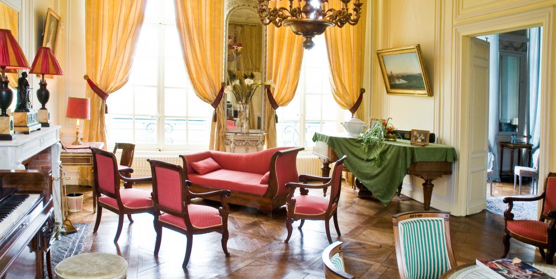 le château de Bonnemare de la collection Esprit de France