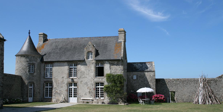 Le Manoir de Coutainville de la collection Esprit de France