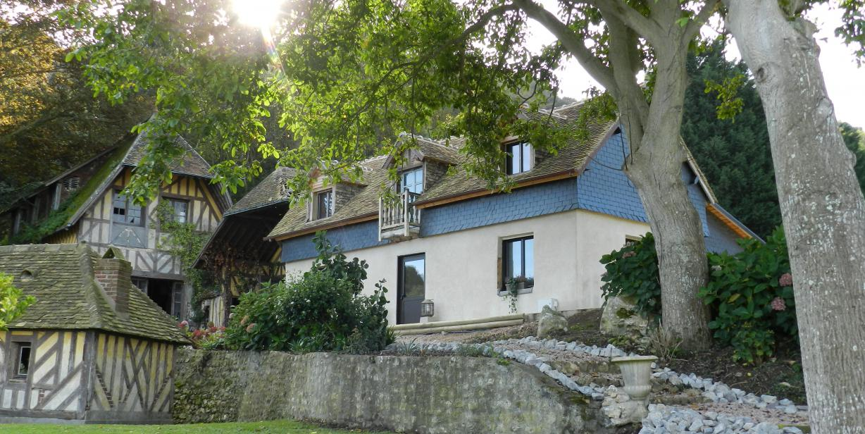 Le manoir des Impressionnistes de la collection Esprit de France