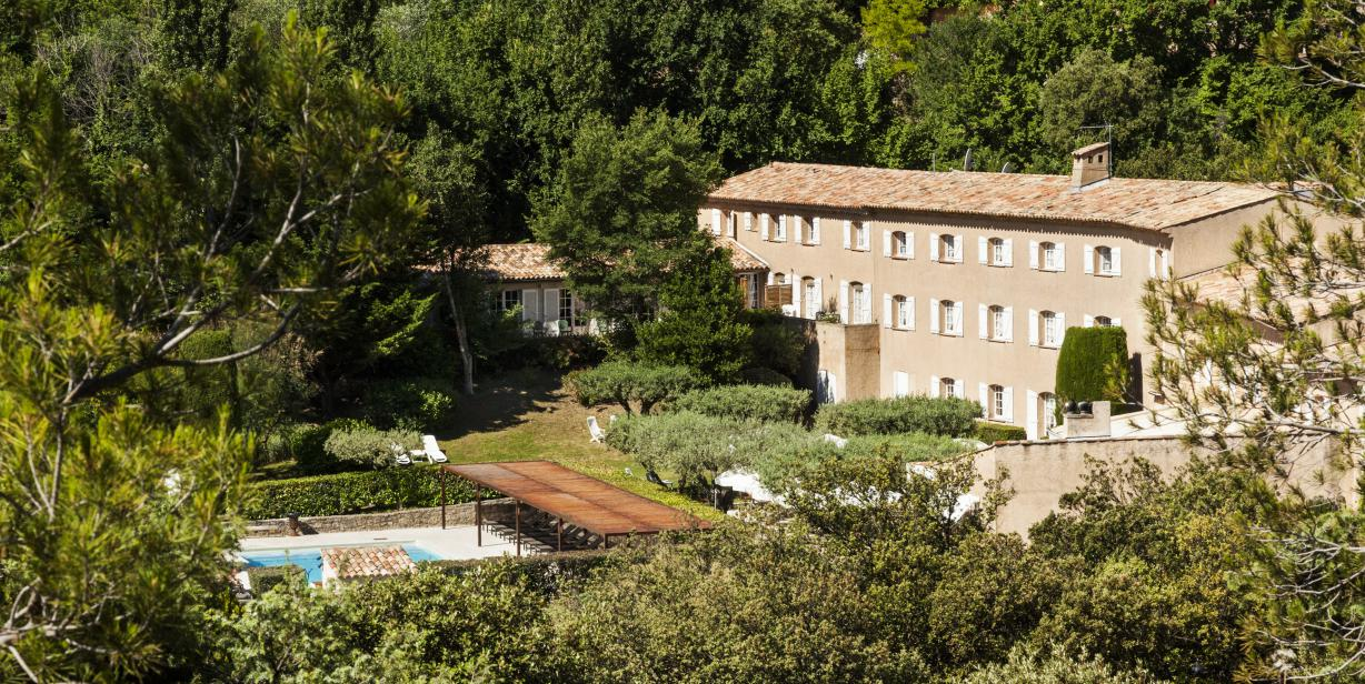 la bastide du Calalou de la collection Esprit de France