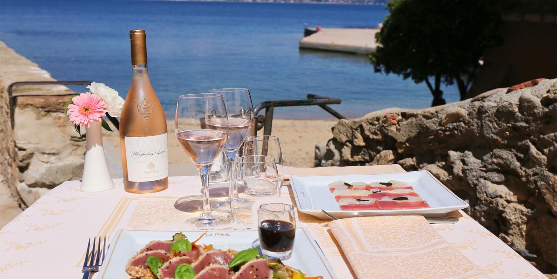 Restaurant La Ponche Saint-Tropez