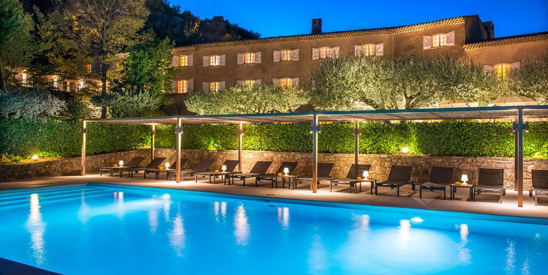 Bastide du Calalou - Hotel de charme avec piscine en Provence
