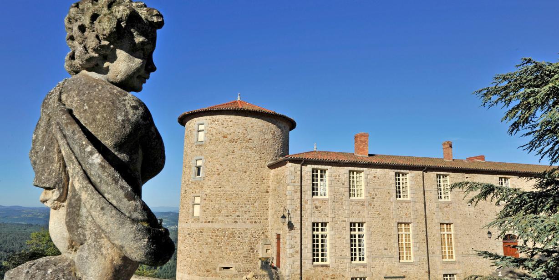 Château de Vollore Esprit de France