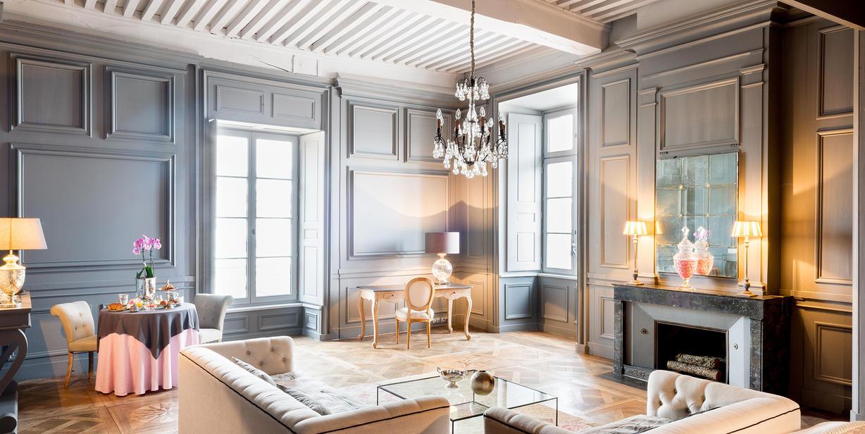 Guest Chateau Chteau de Pierreclos Charming