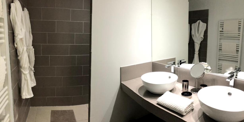 Salle de bain Domaine de Perches
