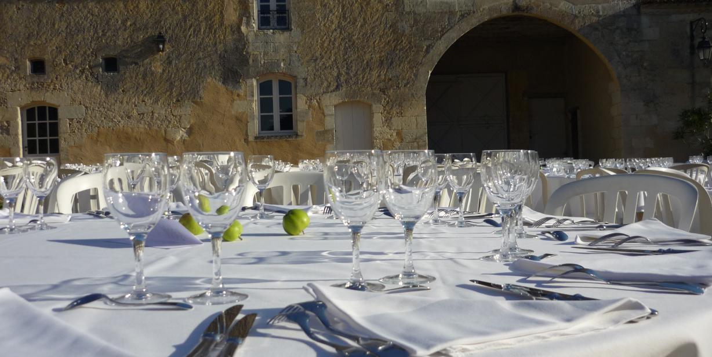 le château St Privat des Prés de la collection Esprit de France