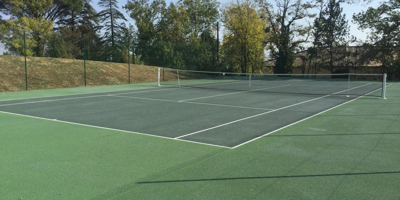 Domaine des Perches.tennis