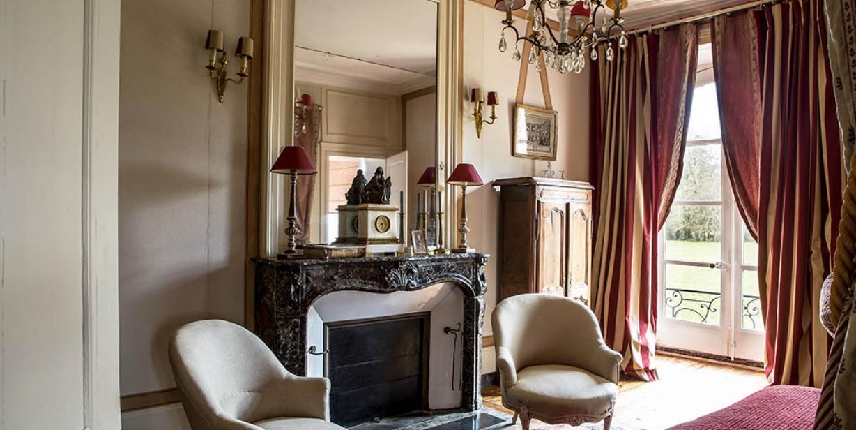 Chateau près d'Angers - Chateau near Angers - Chateau des Briottieres