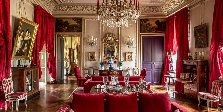 Chateau hotel en Anjou - Chateau des Briottieres